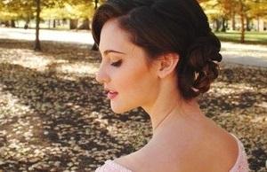 bride styling